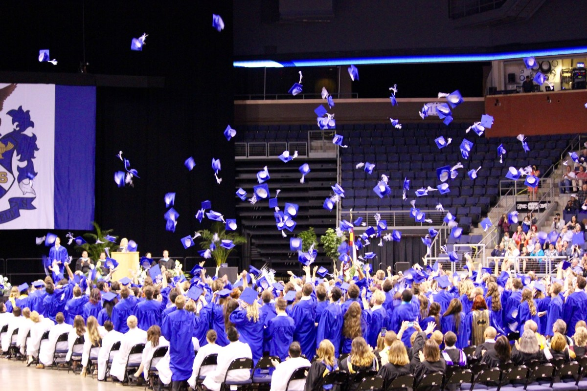 broomfield High School graduation