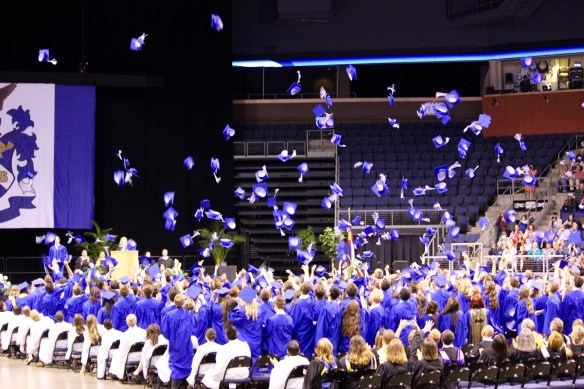 broomfield High School graduation