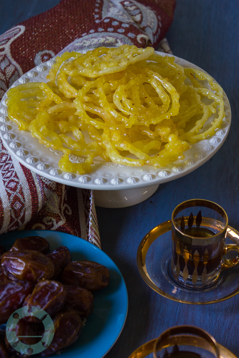 Jalebi | Sweet Indian Fritters