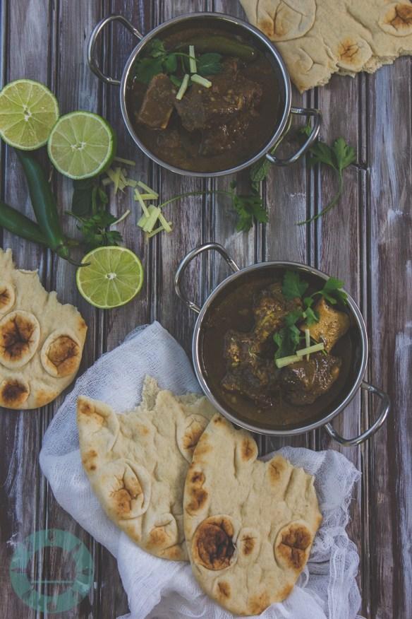 Beef Nehari~Indian Beef Stew