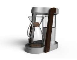 Ratio Coffee Maker Update : Ratio - The Automated Chemex Brewer - Coffee Brew Guides