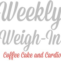 Weekly Weigh-In Week 16