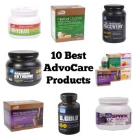 10 Best AdvoCare Products