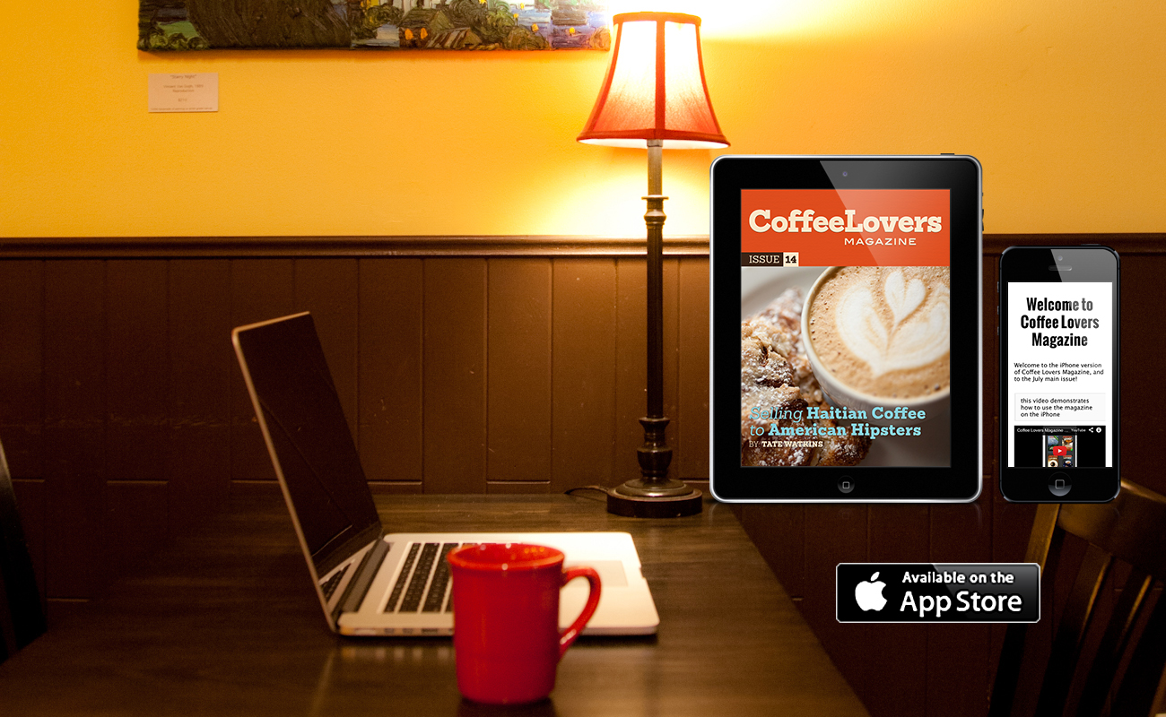 Slider1a New Welcome to Coffee Lovers Magazine