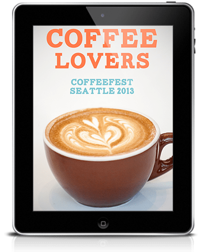 Coffeefest Subscriber Issue   Coffeefest Seattle 2013