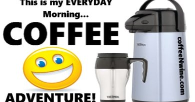 Every Day Morning Coffee Adventure