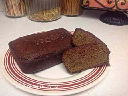 Chocolate Amish Bread