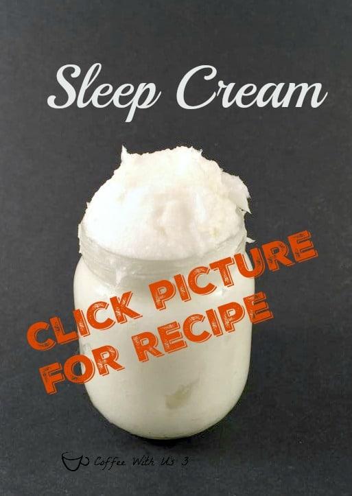 Sleep Cream click