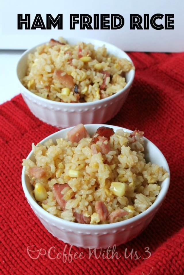 Ham Fried Rice 2