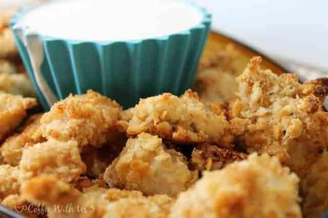 Ritz Chicken Nuggets 3