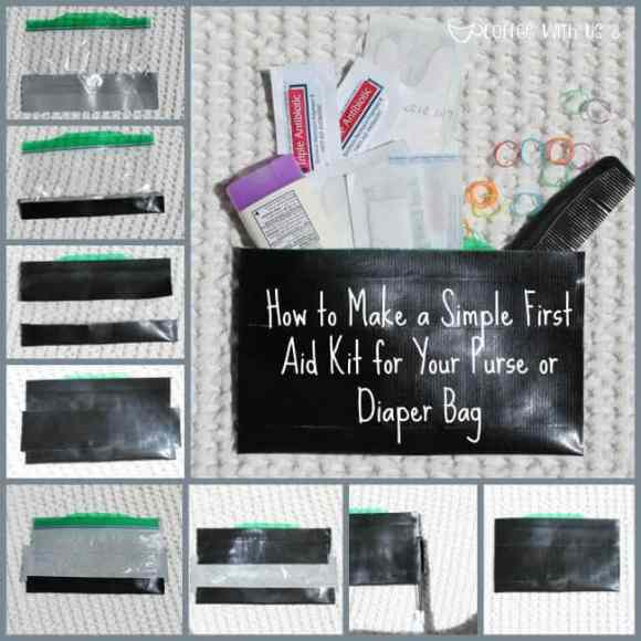 How to Make a Simple First Aid Kit
