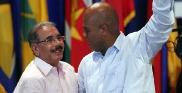 the relationship between dominican republic and haitian