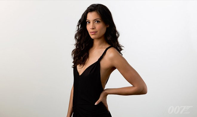 Source: Stephanie Sigman.  0007.com website. http://www.007.com/stephanie-sigman-joins-spectre/
