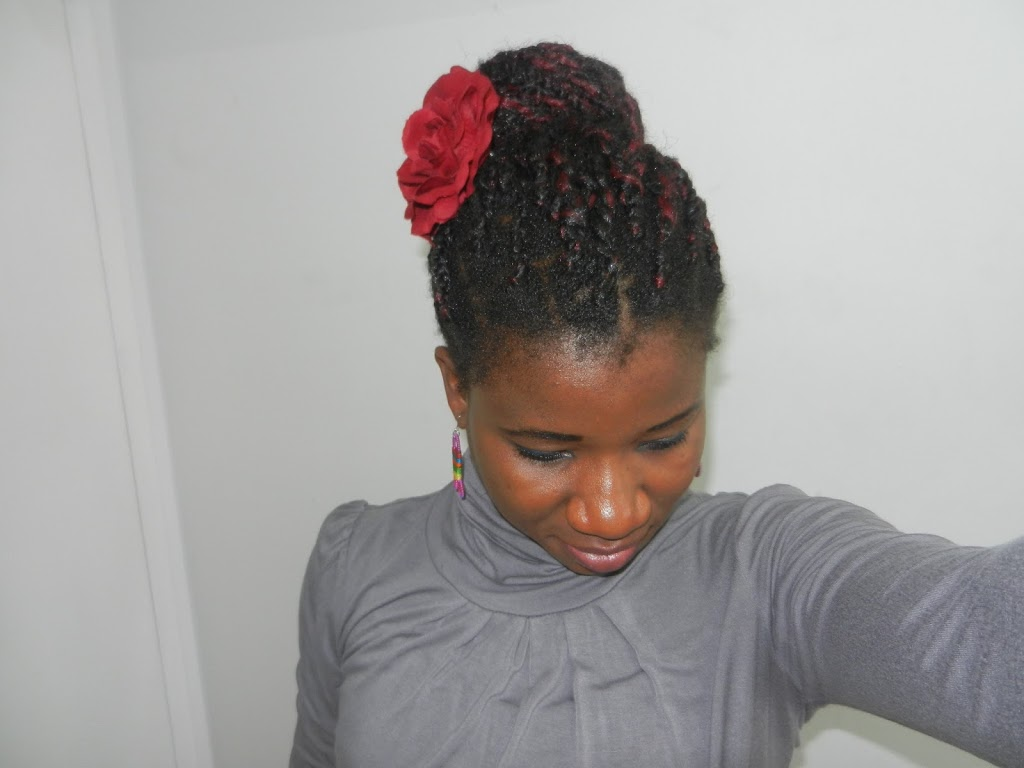 How to Shampoo, Condition and Moisturize Cornrows and Braids (Protective Style)