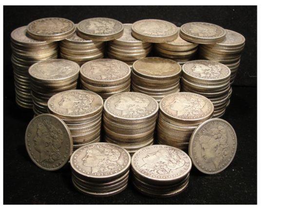 Morgan Dollars (1878–1904)