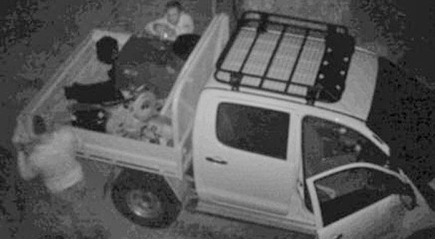 colac security cams photograph theft sus...