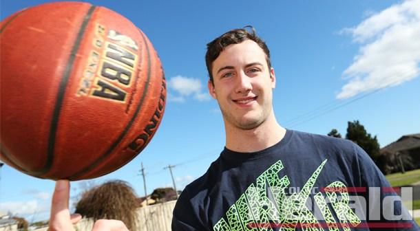 Colac basketballer's new college venture