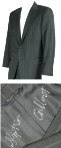 Stephen Colbert suit auction