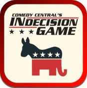 Comedy Central's Indecision Game iPhone App