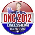 The Daily Show DNC episode recap