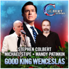 Stephen Colbert Good King Wenceslas download