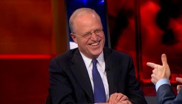 Cliff Sloan on The Colbert Report