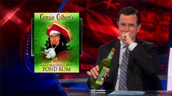 Captain Colbert's Pond Rum