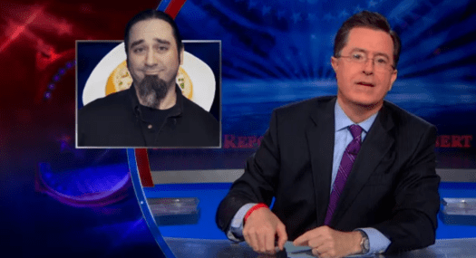 Lou Dogg on The Colbert Report