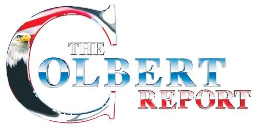 he Colbert Report Logo