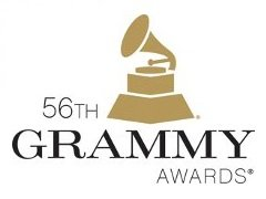 56th Grammy Awards Logo