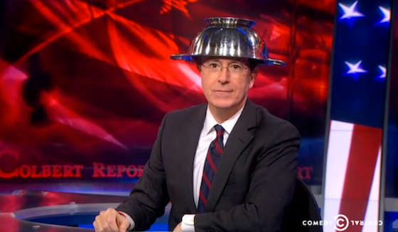 Stephen Colbert on Ukraine