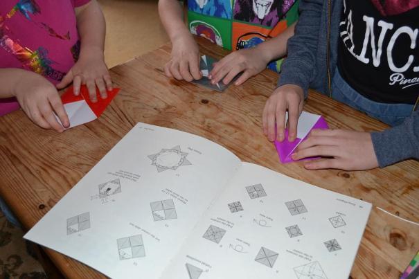 Origami #funforafiver