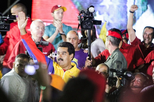 Maduro por Joka Madruga