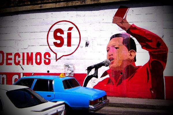 Mural Chavez por Andreas Lehner