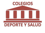 Logo base colegios oval