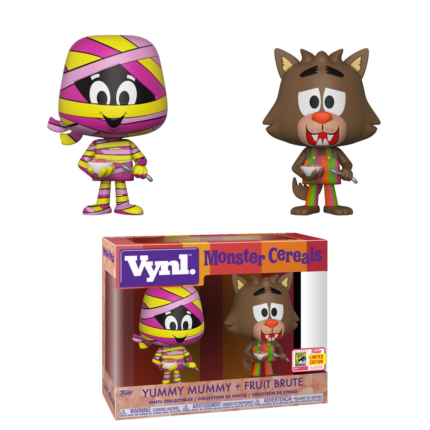 Compelling Monster Cereals Yummy Mummy Fruit Brute Ko Action Figure Yummy Mummy Cereal 2015 Yummy Mummy Cereal Sale nice food Yummy Mummy Cereal