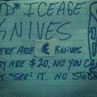 the interview   Iceage want you to know that they're not fascists