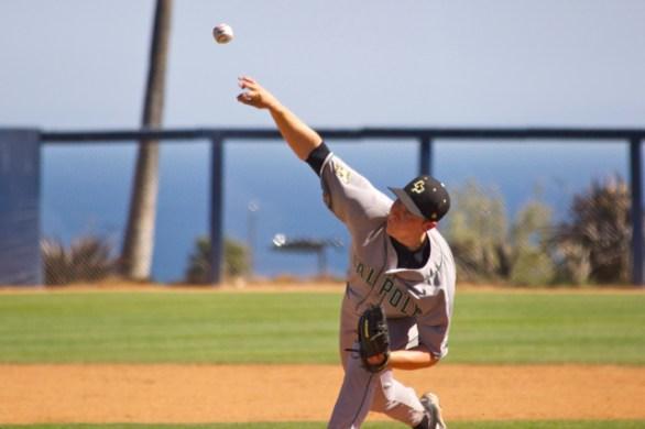 Slater Lee lasted only 1+ innings. (Photo: Shotgun Spratling)