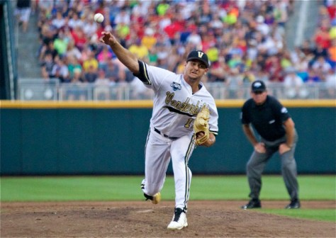 Tyler Beede was ineffective in 3.2 IP. (Photo: Shotgun Spratling)