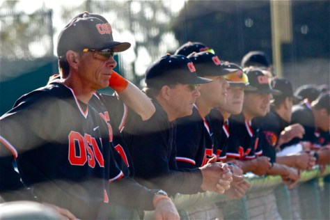 Pat Casey leads the Beavers. (Photo: Shotgun Spratling)