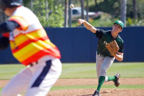 Abe Bobb threw a complete game. (Photo: Shotgun Spratling)