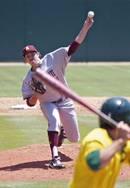 Ryan Kellogg allowed 2 ER in 7 IP. (Photo: Shotgun Spratling)