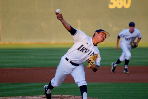 Andrew Morales allowed 2 ER in 7.2 IP. (Photo: Shotgun Spratling)