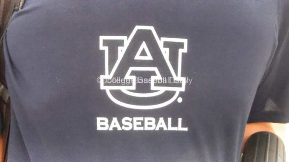 New Auburn Baseball Practice Shirts