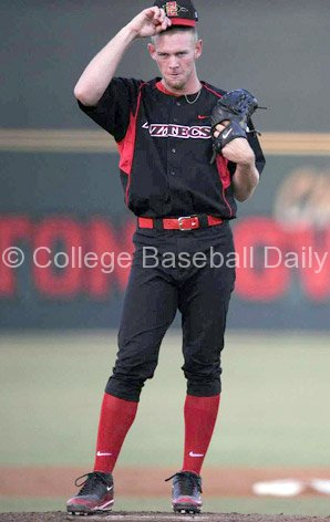 San Diego State takes the Black Uniforms to a new level