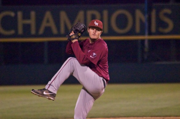 Patrick McGrath went 7 strong innings.
