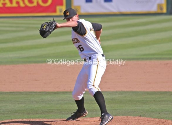 Ryan Millison was dirty in his 1.2 IP.