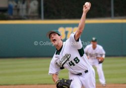 Cal Poly lefty pitcher Matt Imhof.