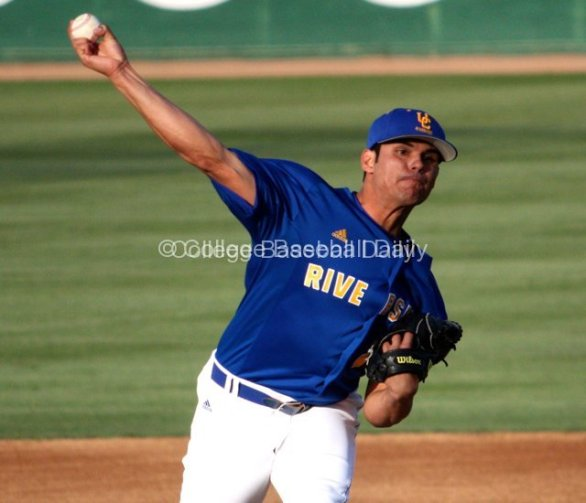 Eddie Orozco gave up more than 1ER for only the 2nd time this year.