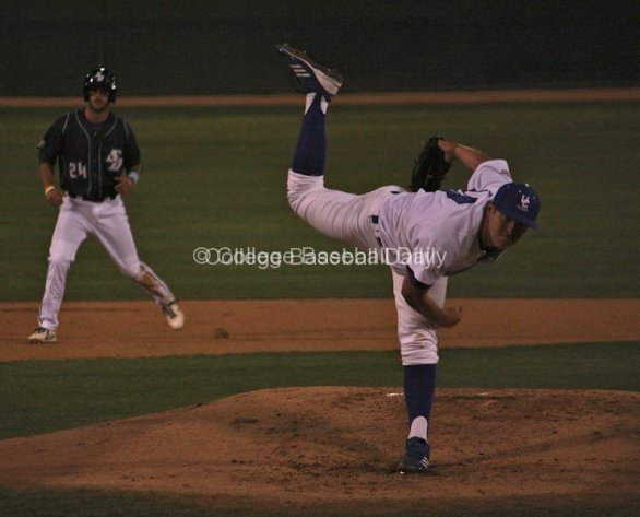 Mitch Patito with full extension